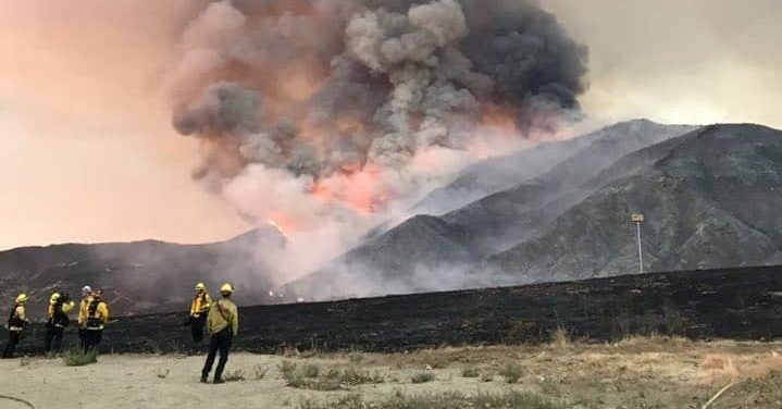 california, wildfire,