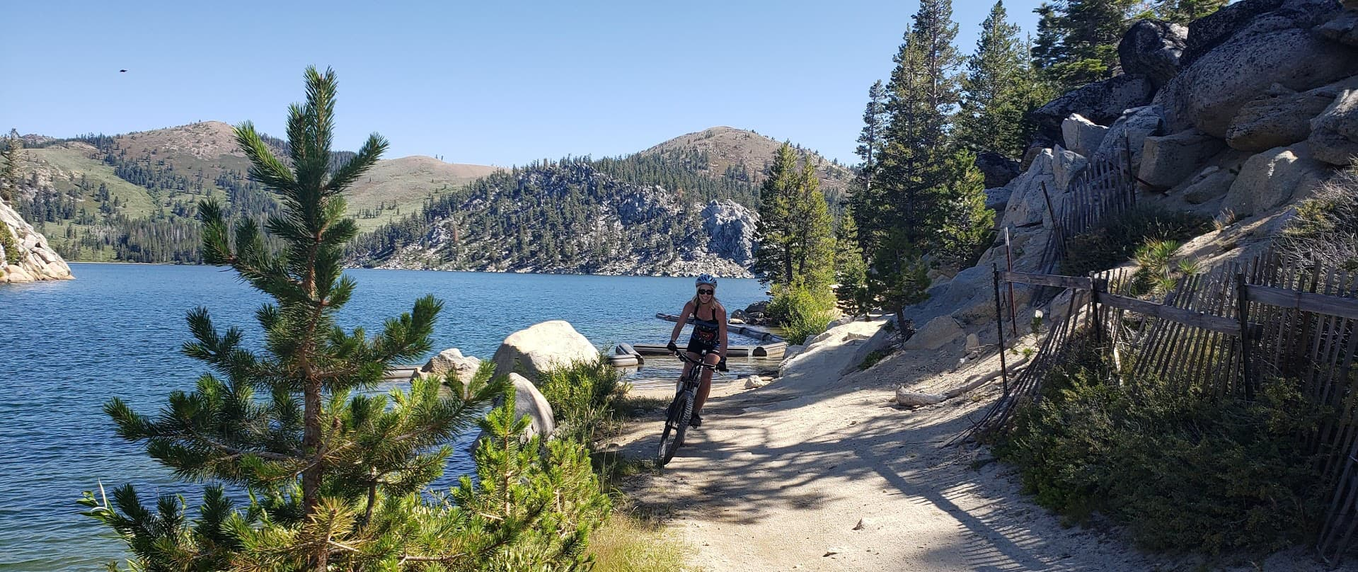 Lake Tahoe, skull, human remains