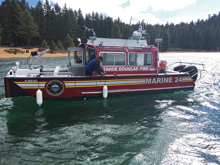 drowned, Lake Tahoe