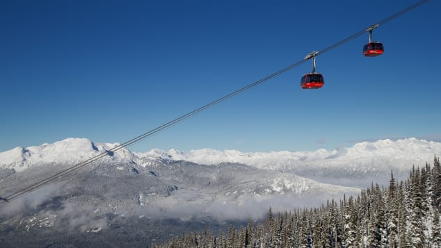 Largest resort in North America.