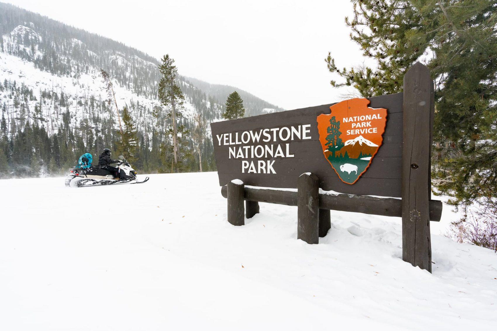 Yellowstone open dates