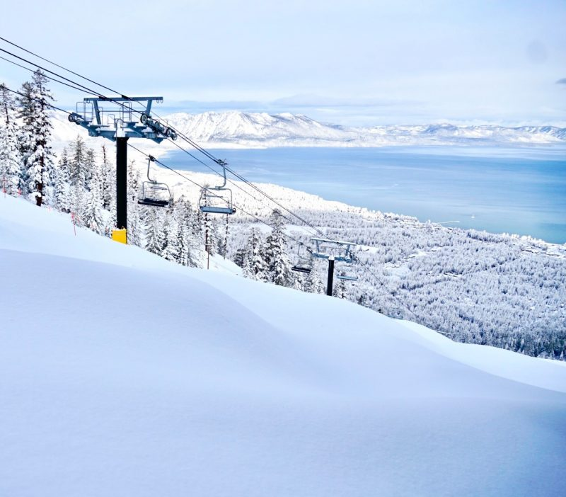 Heavenly Opening Day
