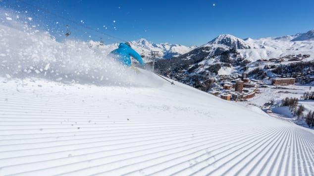 French ski area Paradiski