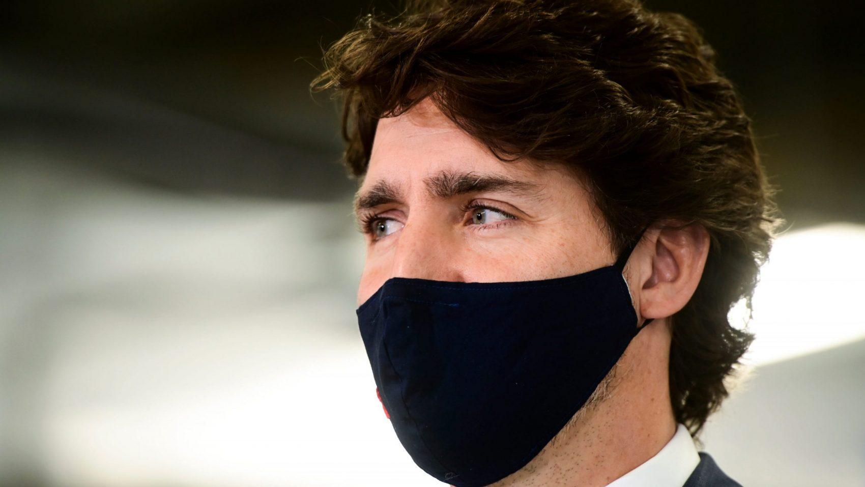 Justin Trudeau, canada border