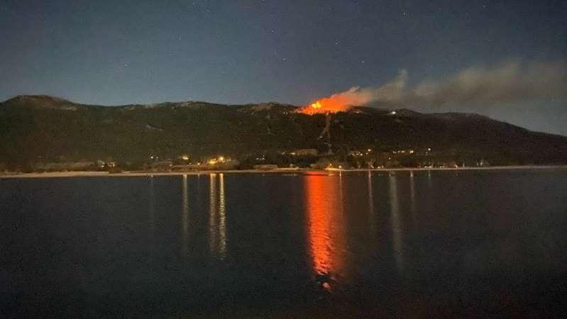 tamarack, wildfire,