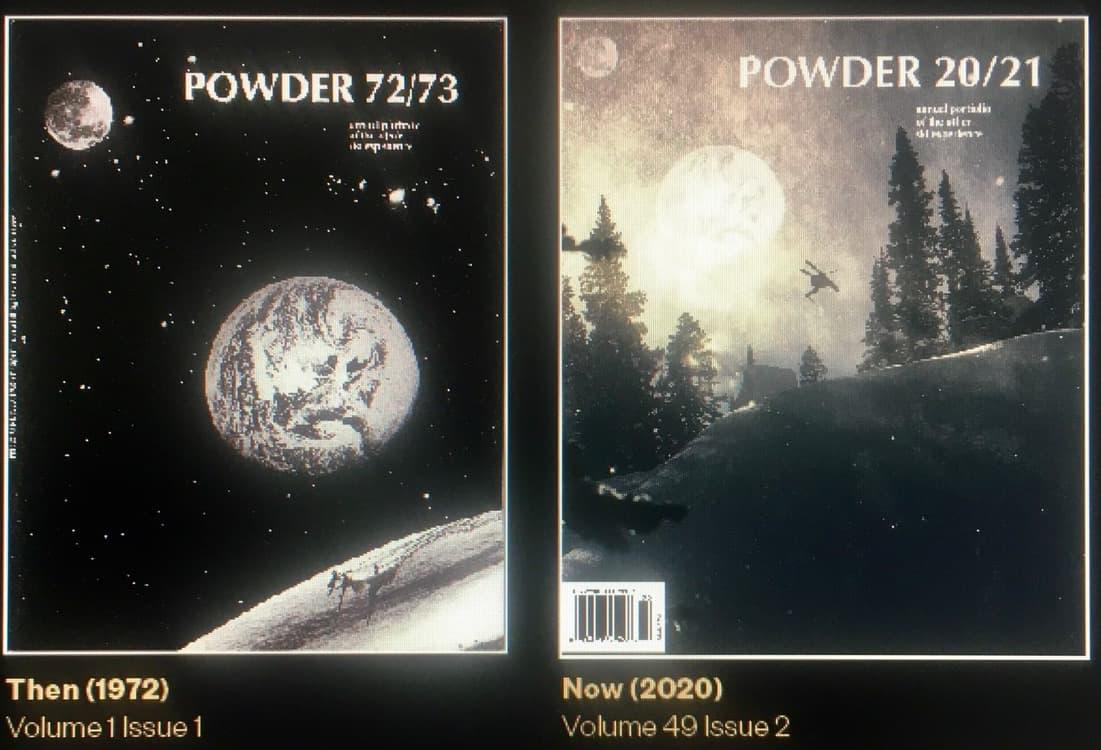 powder,