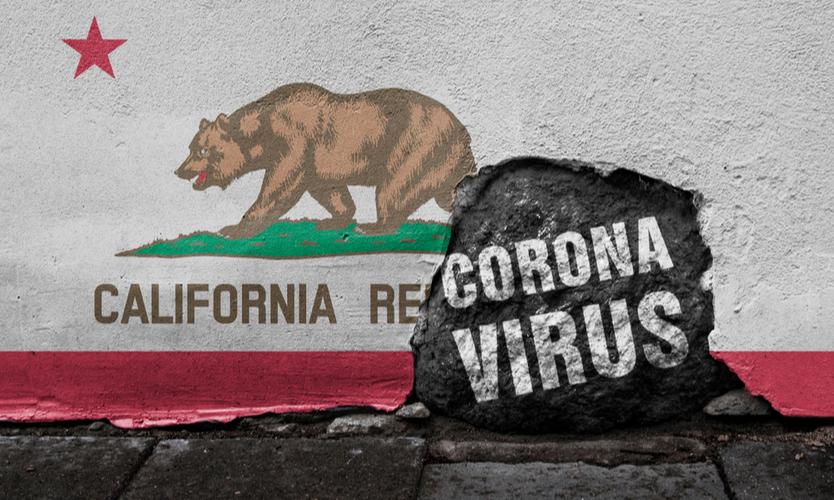 california, coronavirus