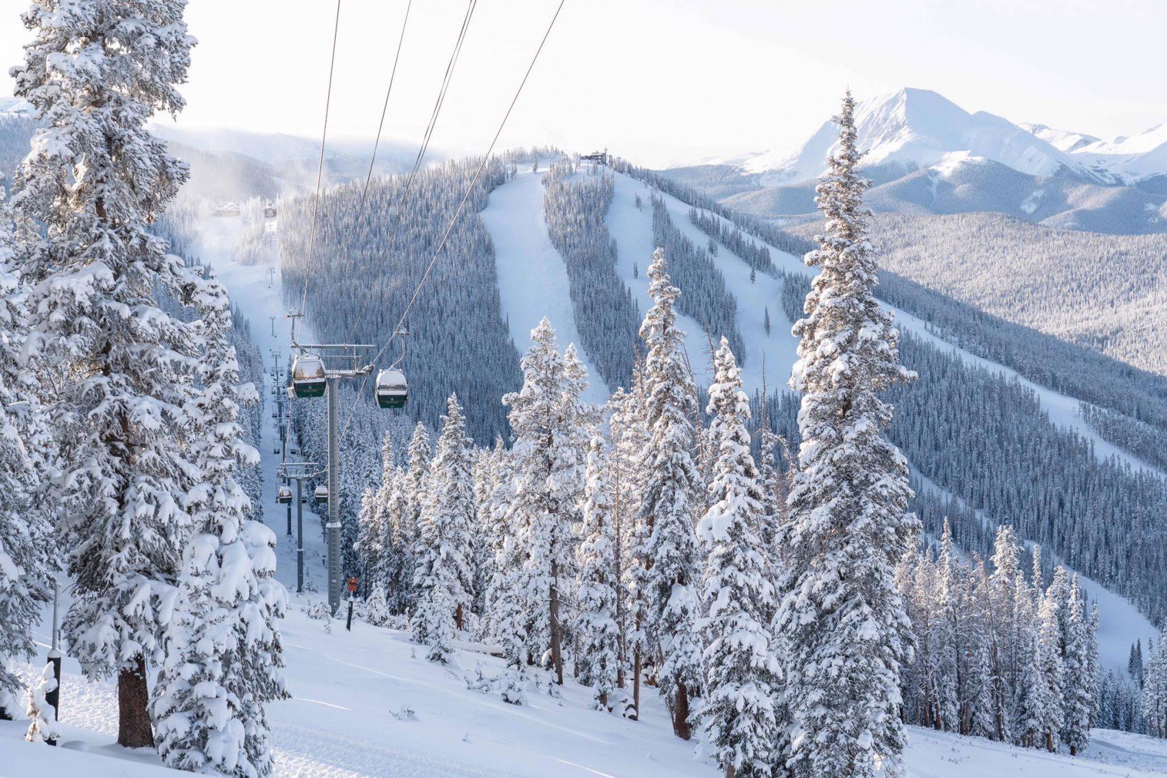 Colorado, keystone, top ski resorts