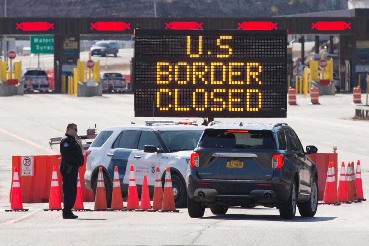 United States, canada, border, remain closed,