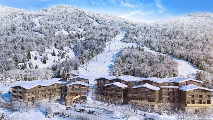 Le Massif Village Winter