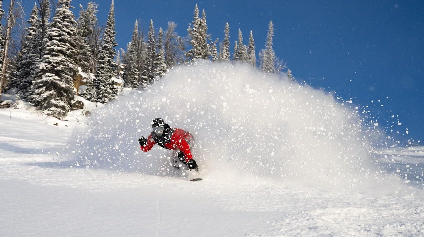 Jackson Hole, snowboard, wyoming,