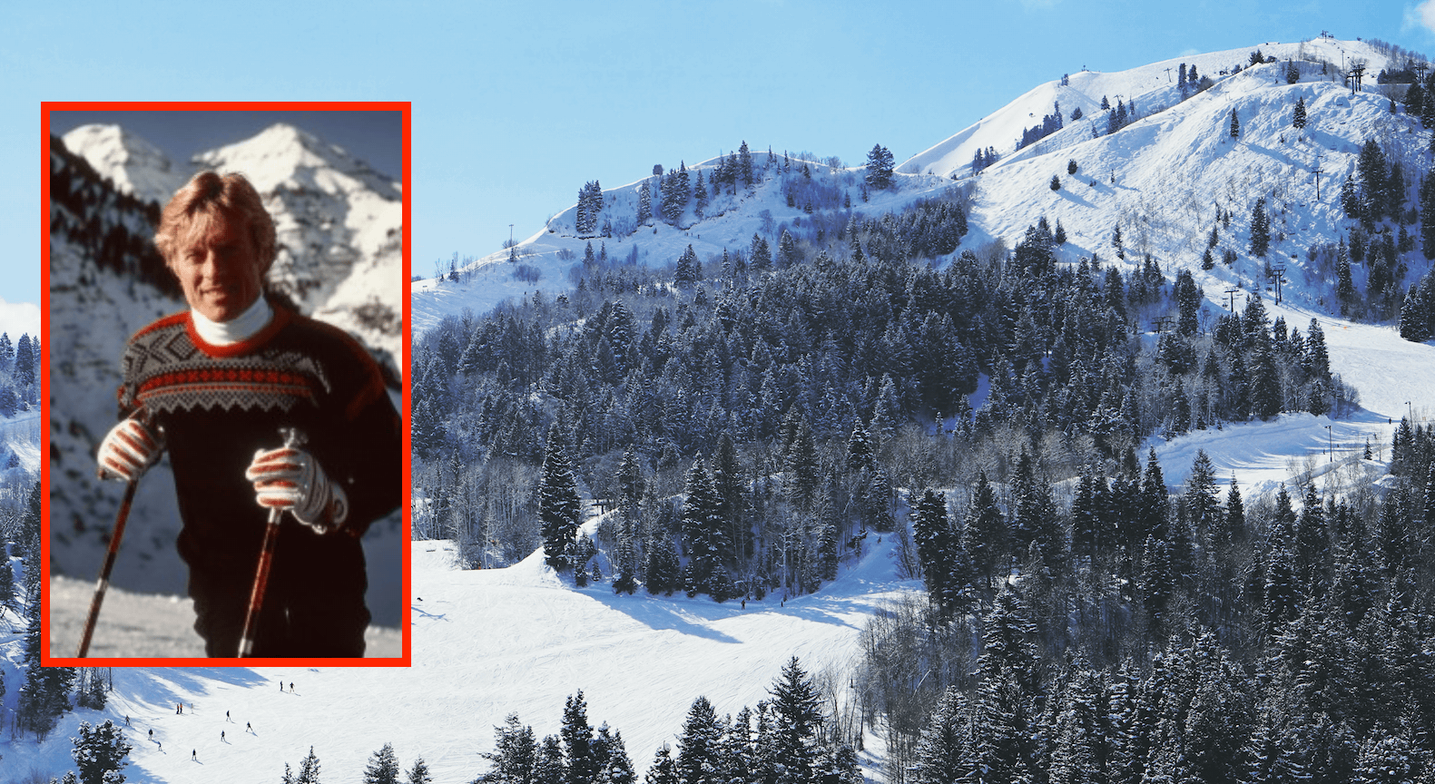 Robert redfors, Sundance mountain resort, utah