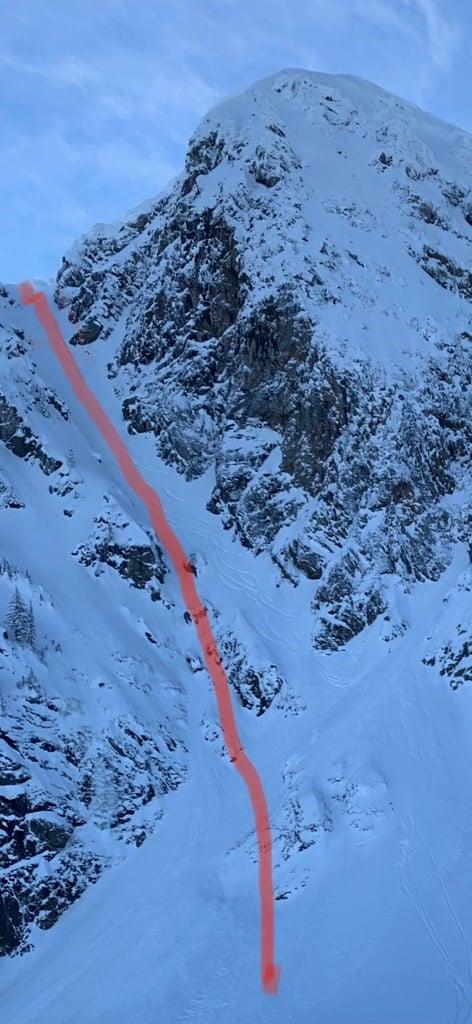 Revelstoke, Andrew Sheppard, avalanche