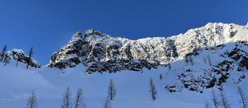 Shot of slopes 1-18