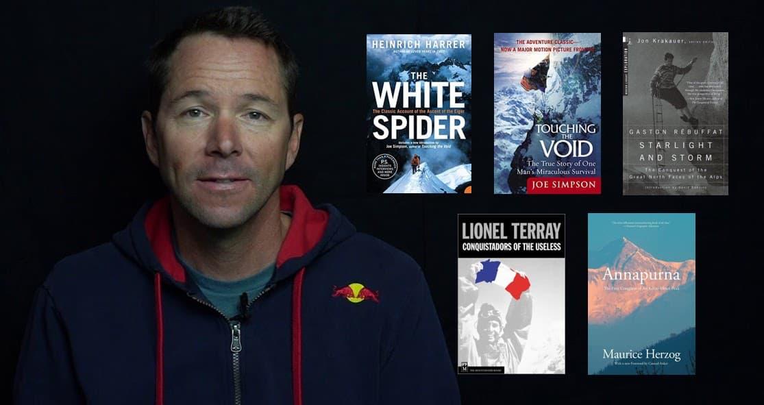 Chris Davenport, books, podcast