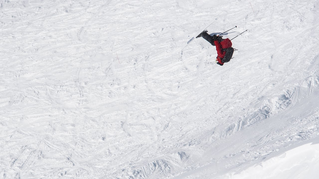 Candide Thovex, video