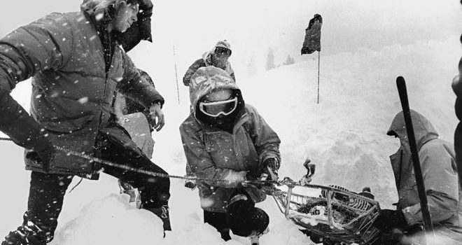 Ski Patrol 1982