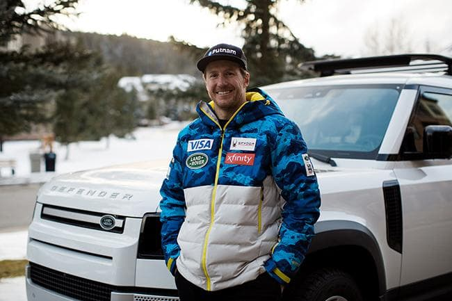 ted ligety, retirement
