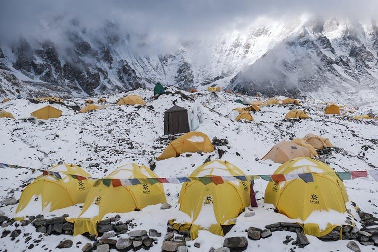 Mount Everest Camp