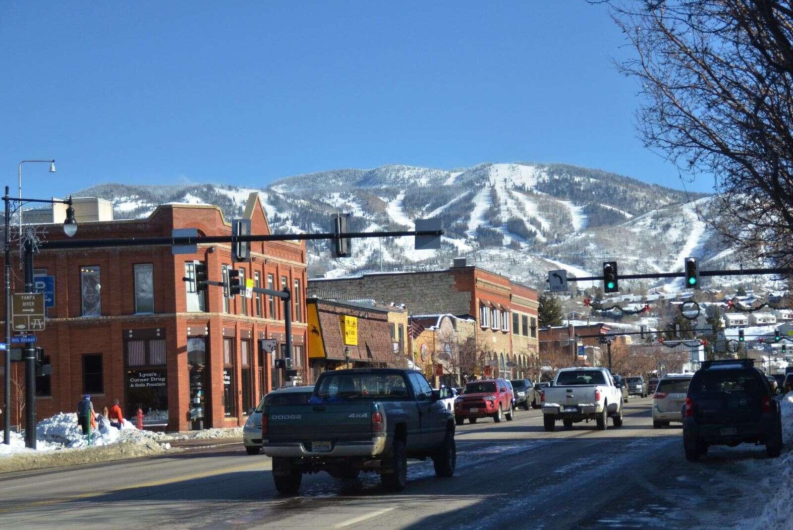 City Of Steamboat Colorado