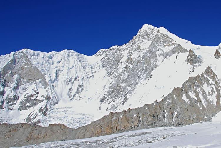 Baruntse, Himalayas