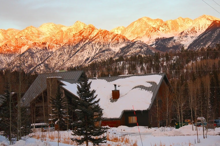 durango ski lodge