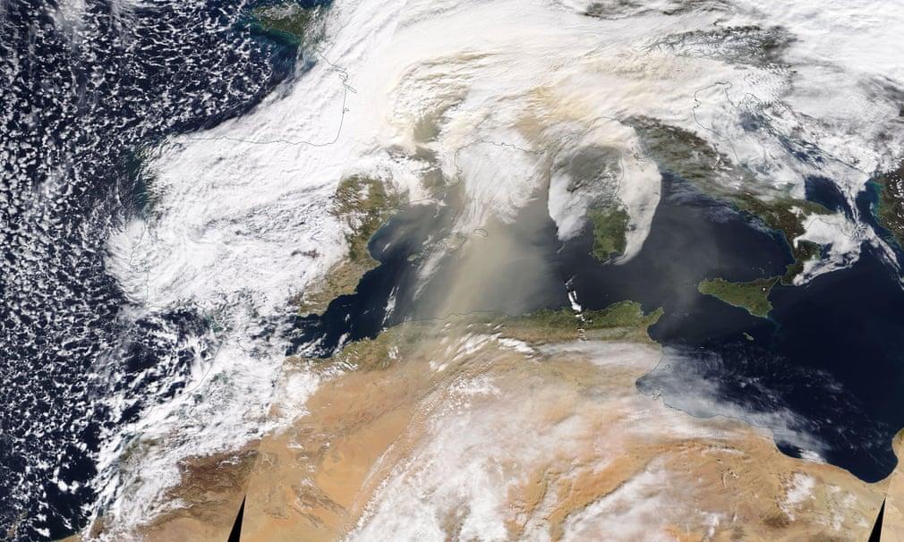satellite photo