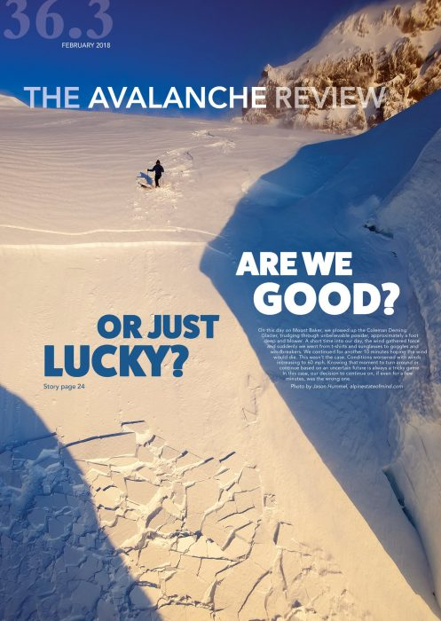 the avalanche review