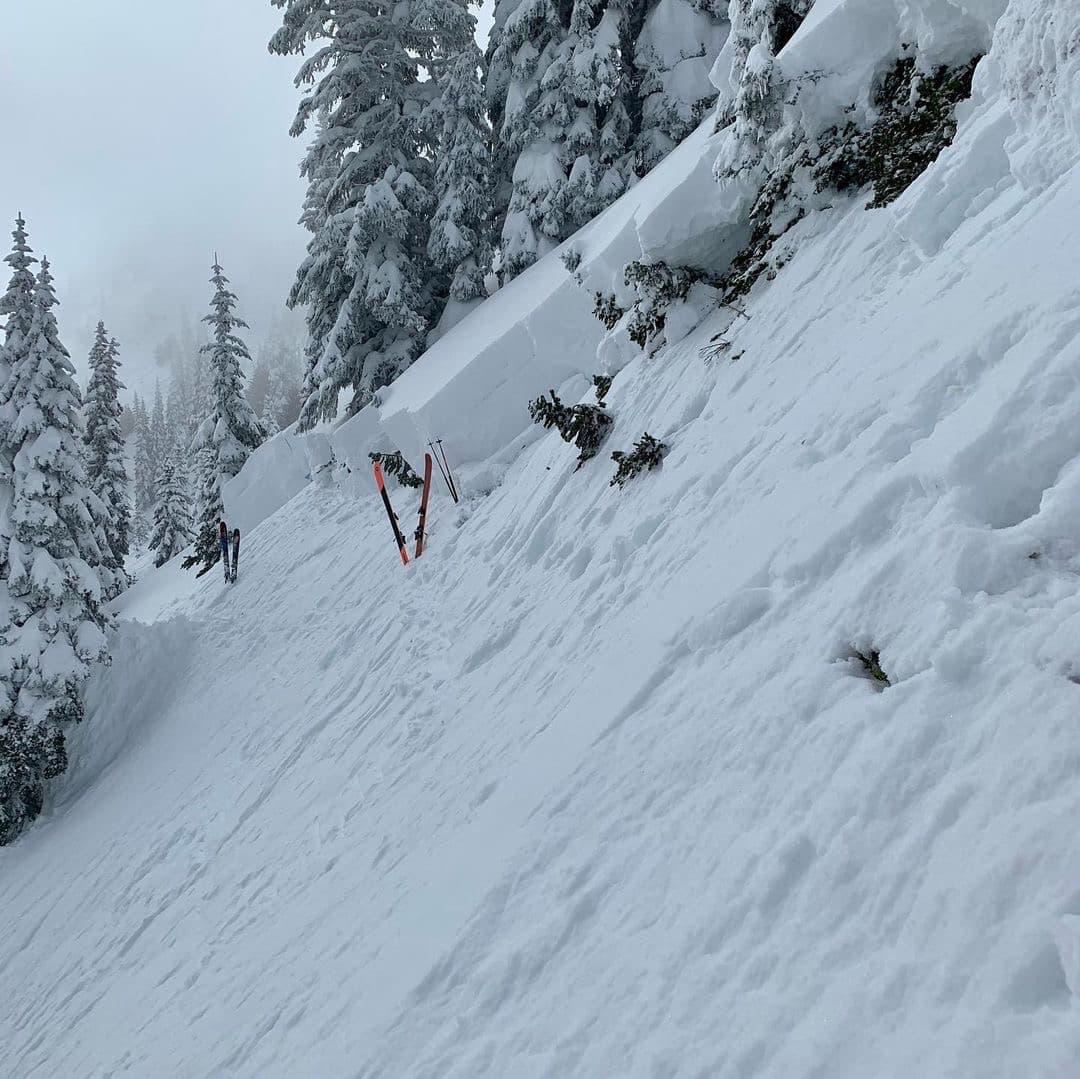 crystal mountain, washington, avalanche