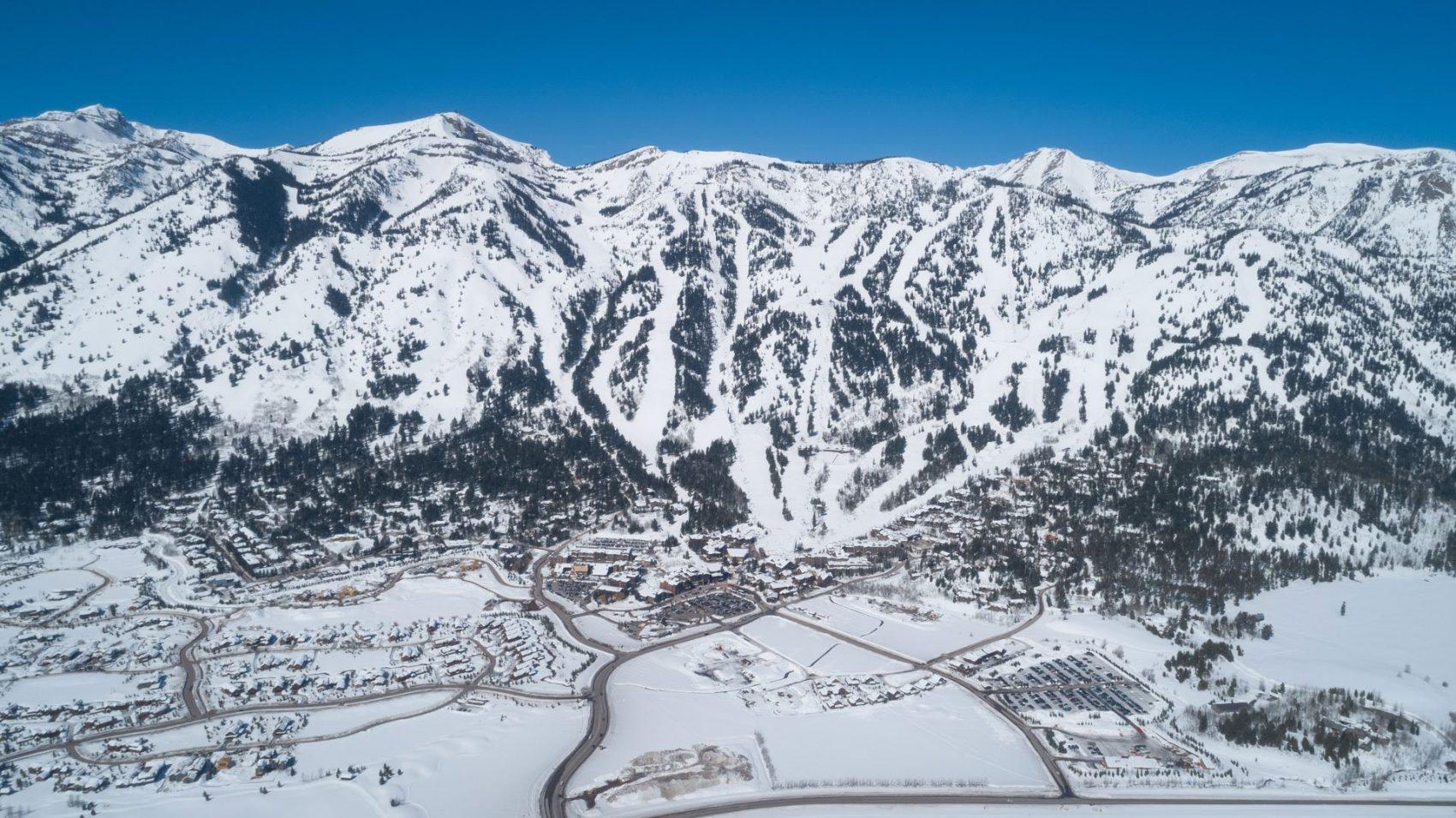 Jackson Hole, Wyoming, top ski resorts