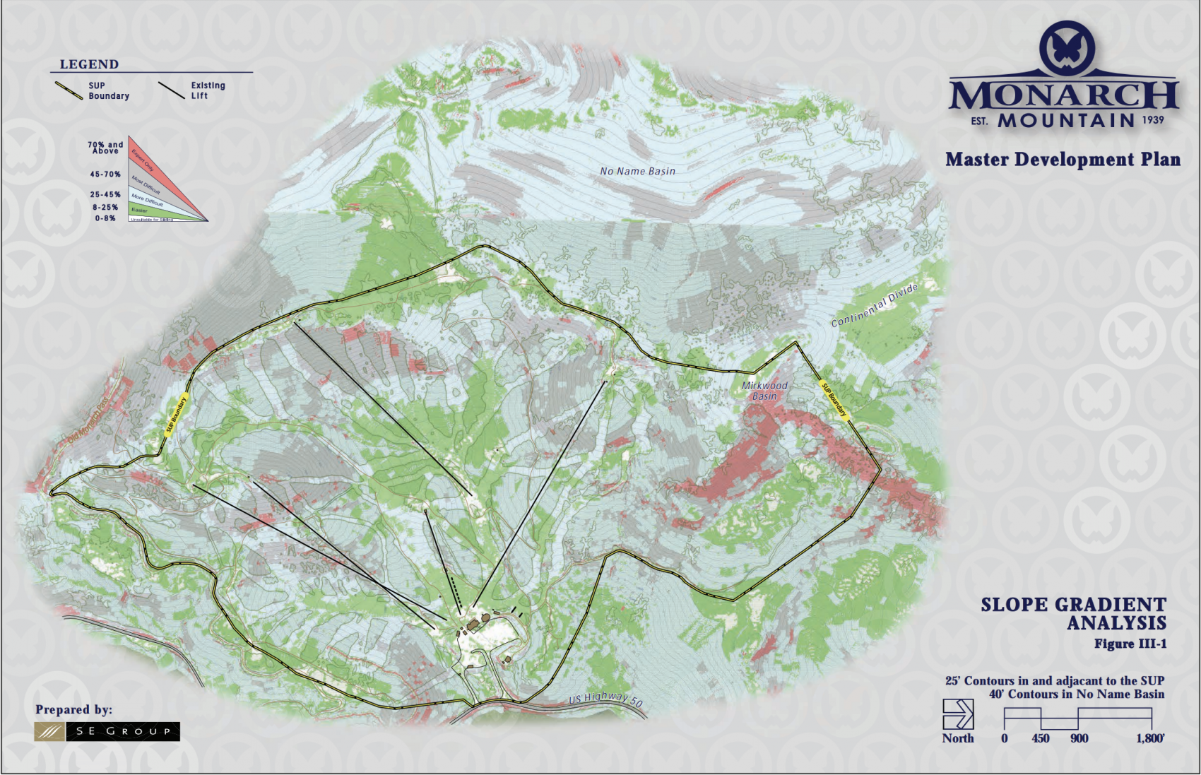 """Monarch Mountain, CO Looking to Expand into """"No Name Basin"""" Adding 350 Acres"""