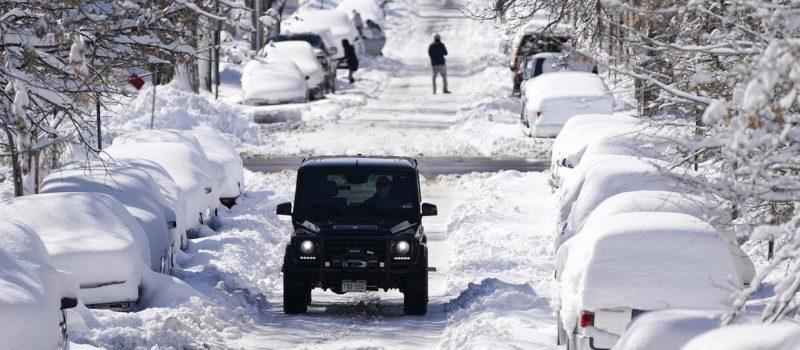 Colorado snow storm