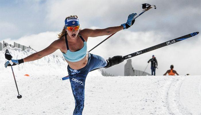 Olympian Jessie Diggins