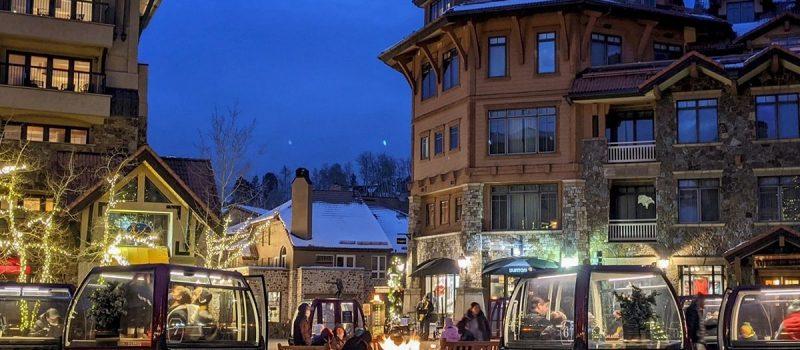 gondola dining cars