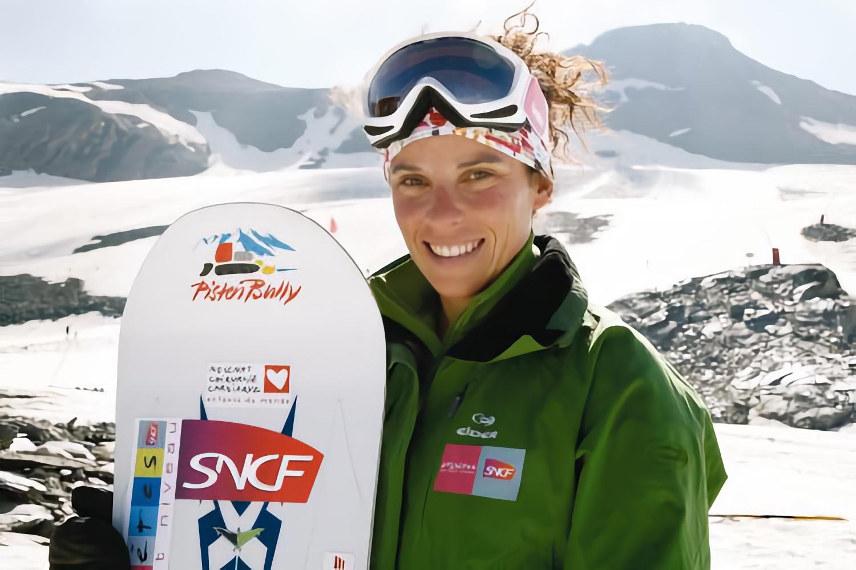 Julie Pomagalski, avalanche