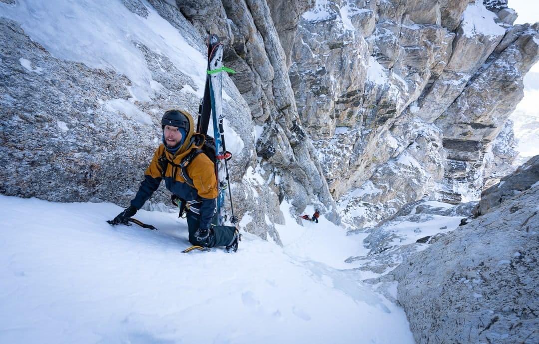 grand teton, first disabled descent,