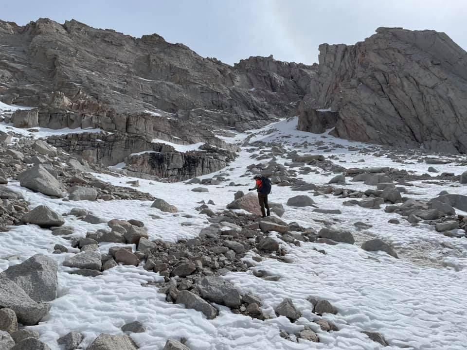 Mount Whitney, california,
