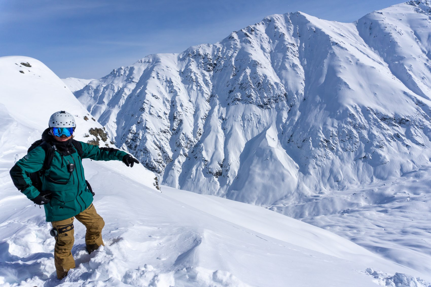 Triple Point Expeditions, AK Heli-Ski Report:  Uncompromising Vision in the World's Greatest Mountains
