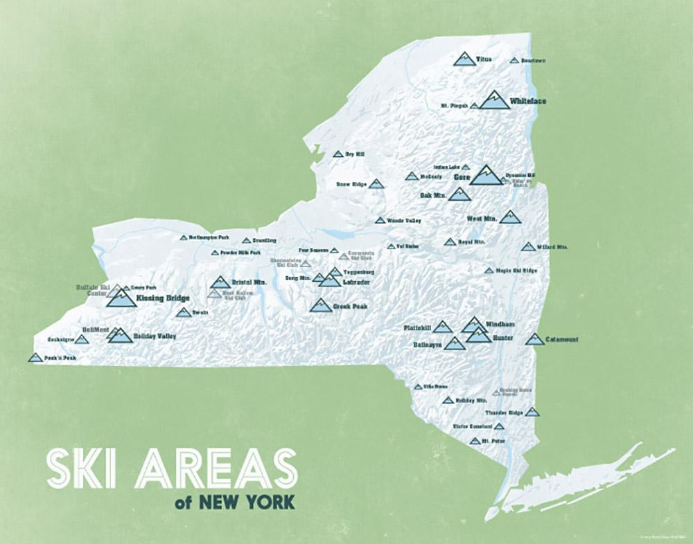 The State of Skiing in New York State