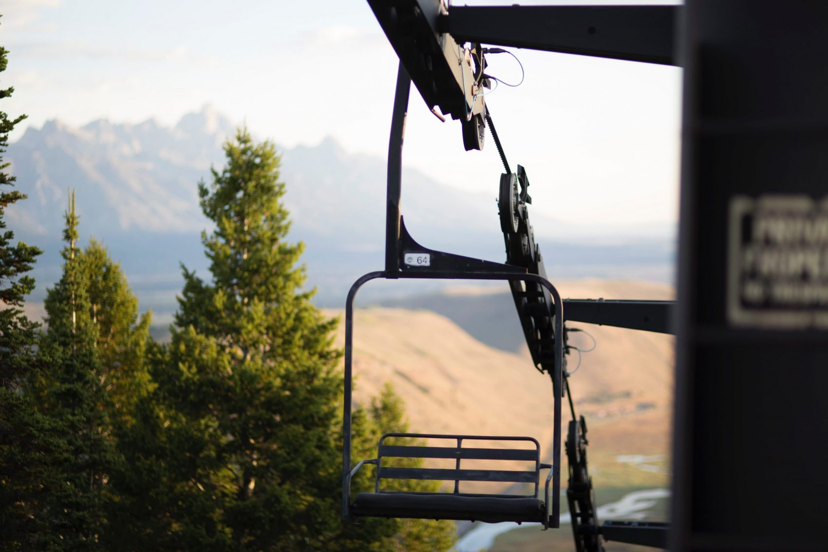 snow king, wyoming, Jackson, summit lift