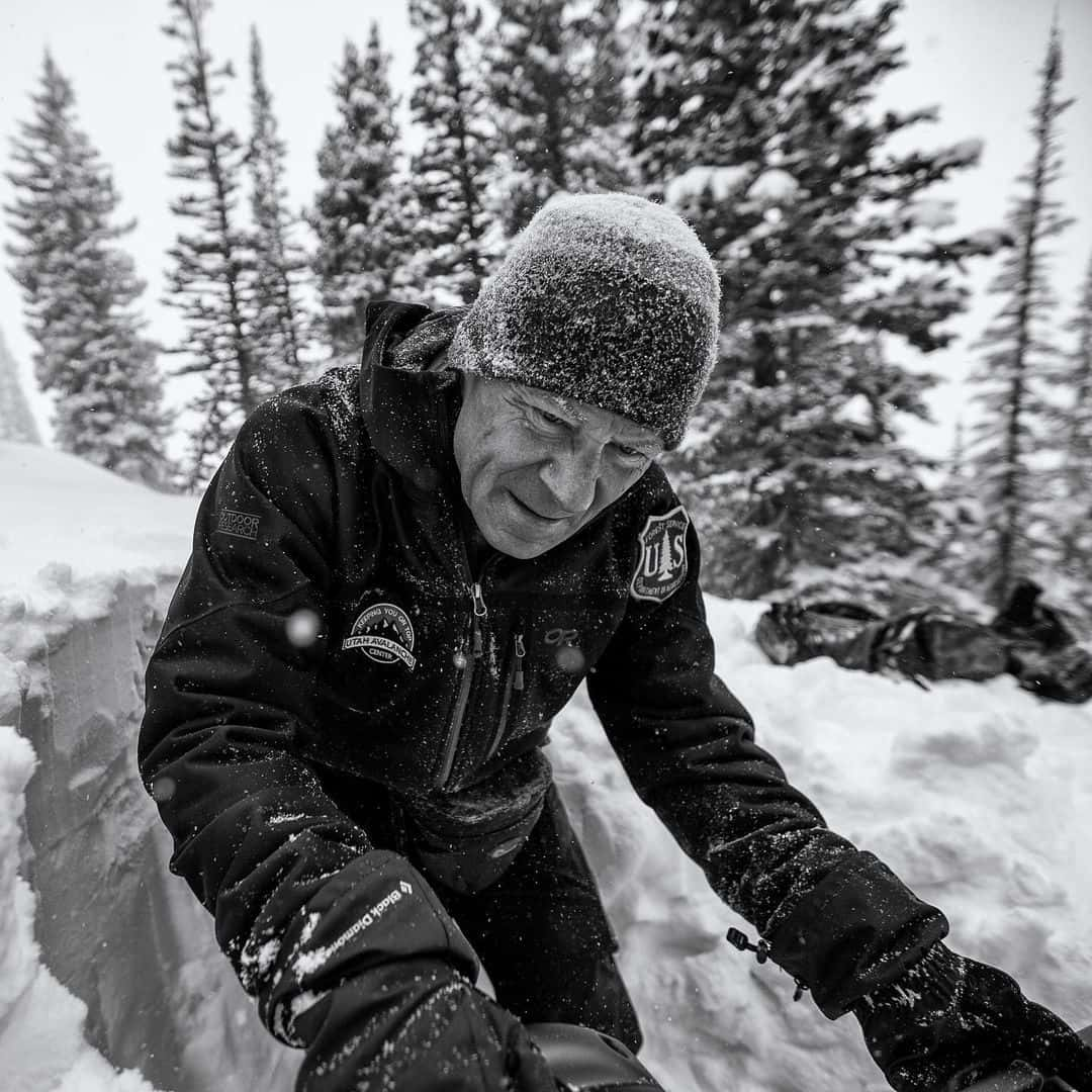 Bruce Tremper, Utah avalanche center,