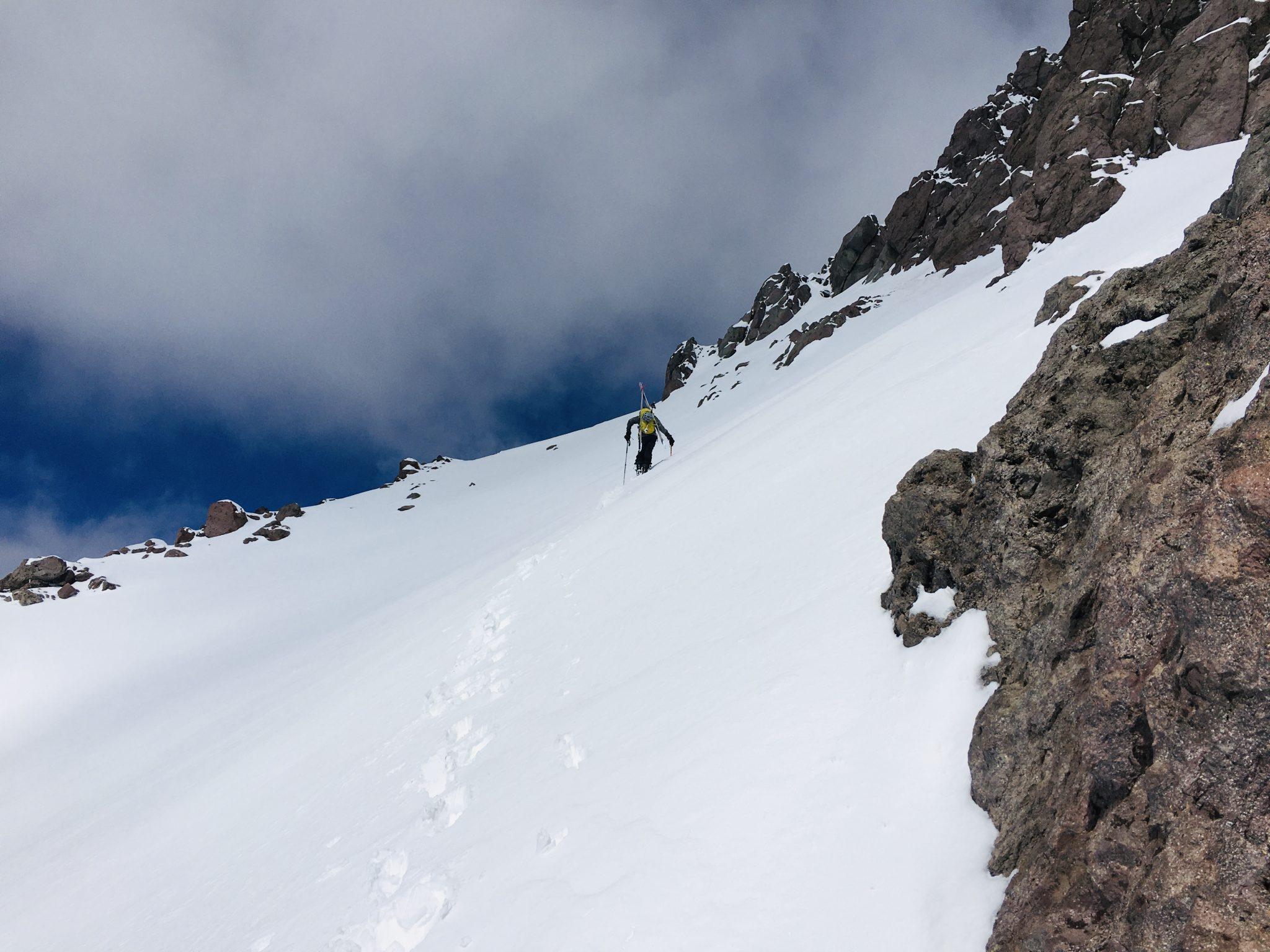 Trip Report: Lassen Peak, CA – Devastated Area to East Ridge