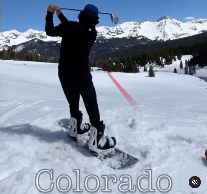 golf, national parks, comedian, Jake Adams,