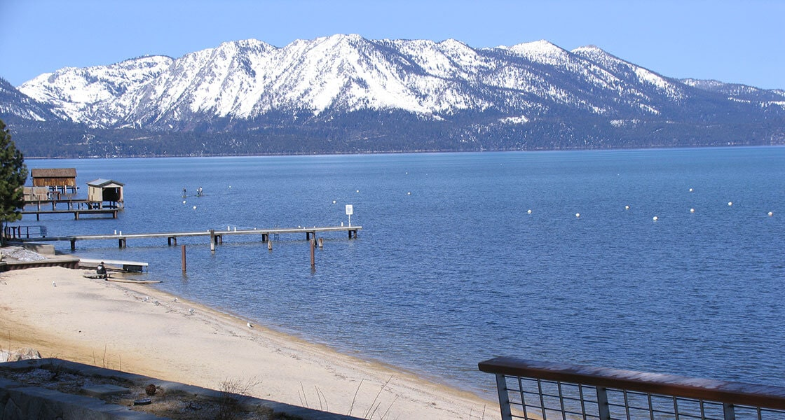 Lake Tahoe Boat launch
