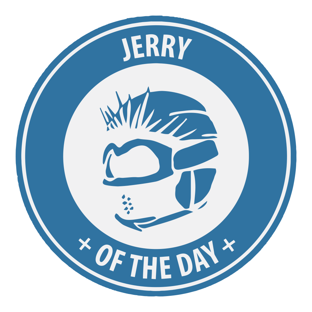 Logo Jerry of the Day