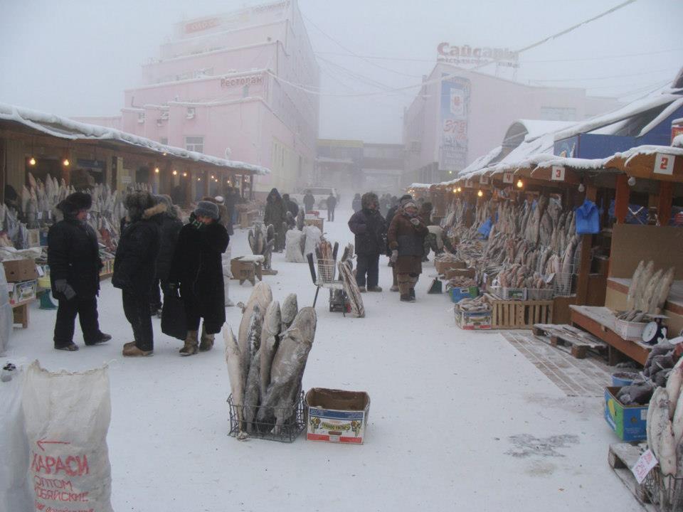 yakutsk market