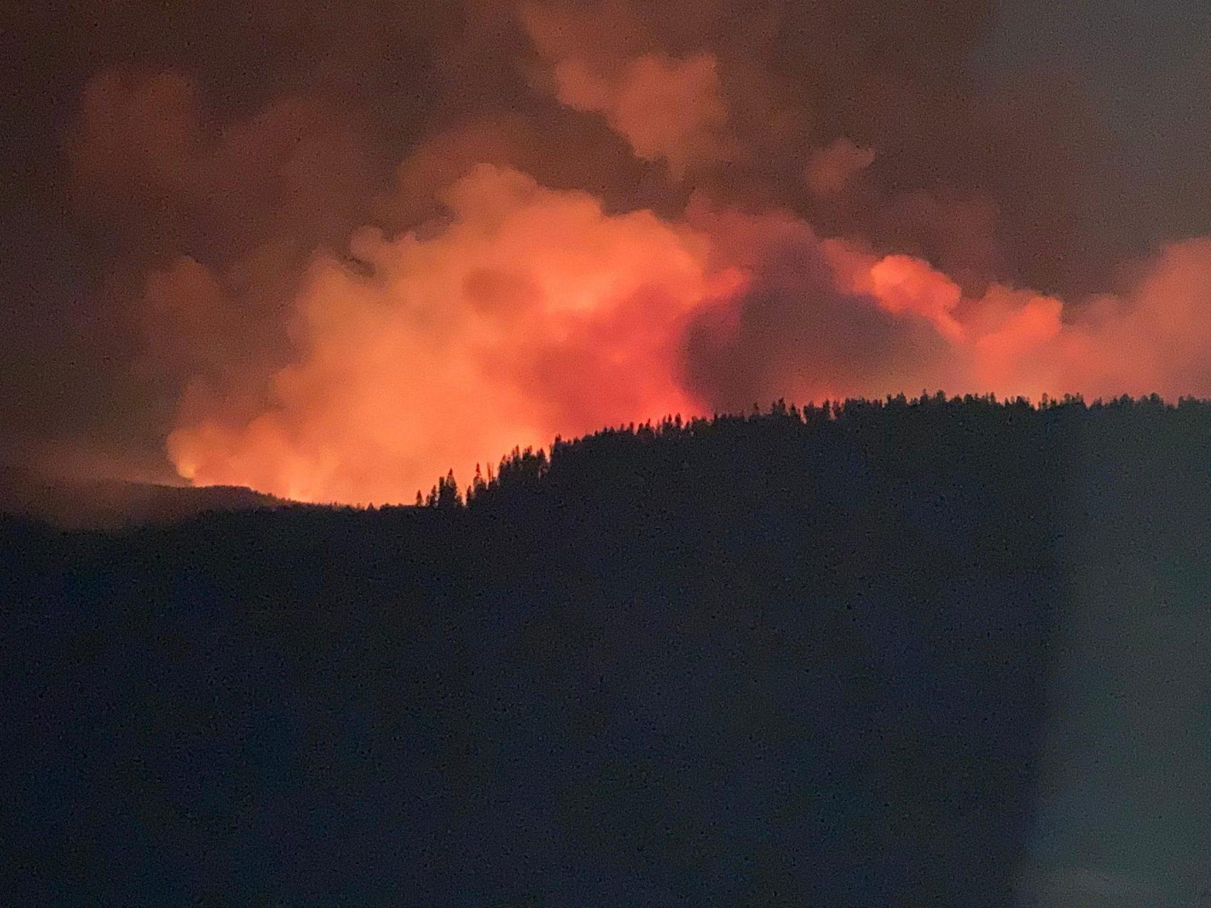 sylvan fire, eagle county, colorado, wildfire,