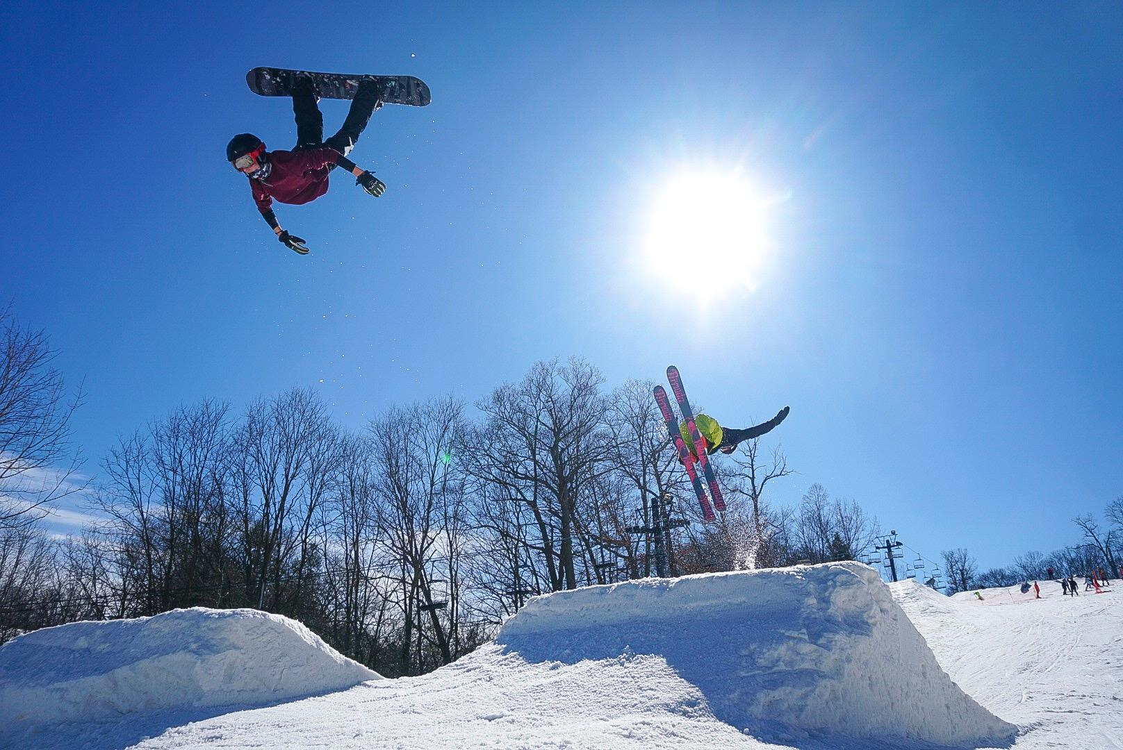 boston mills jump line