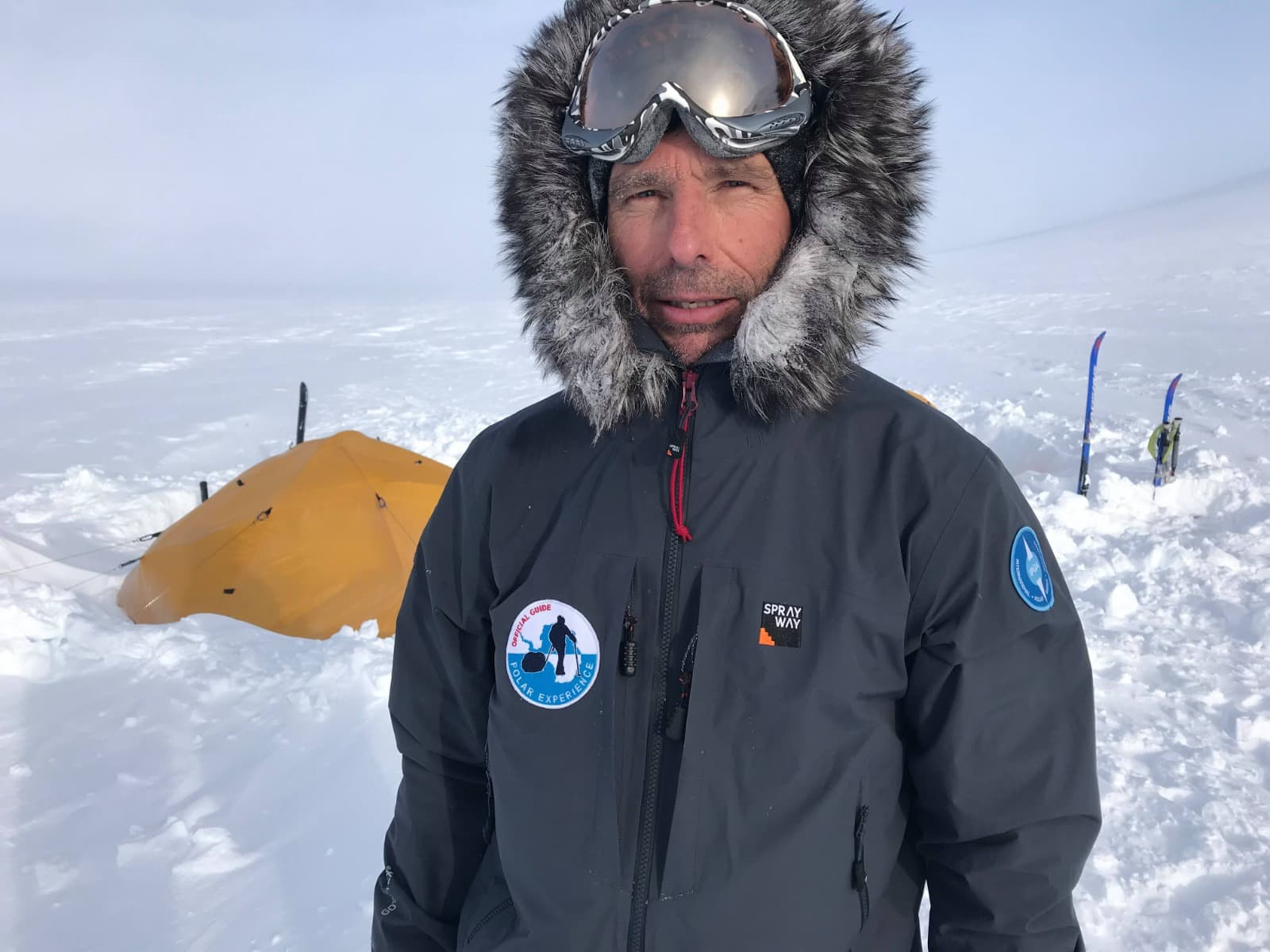 Dixie Dansercoer, killed, crevasse, Greenland