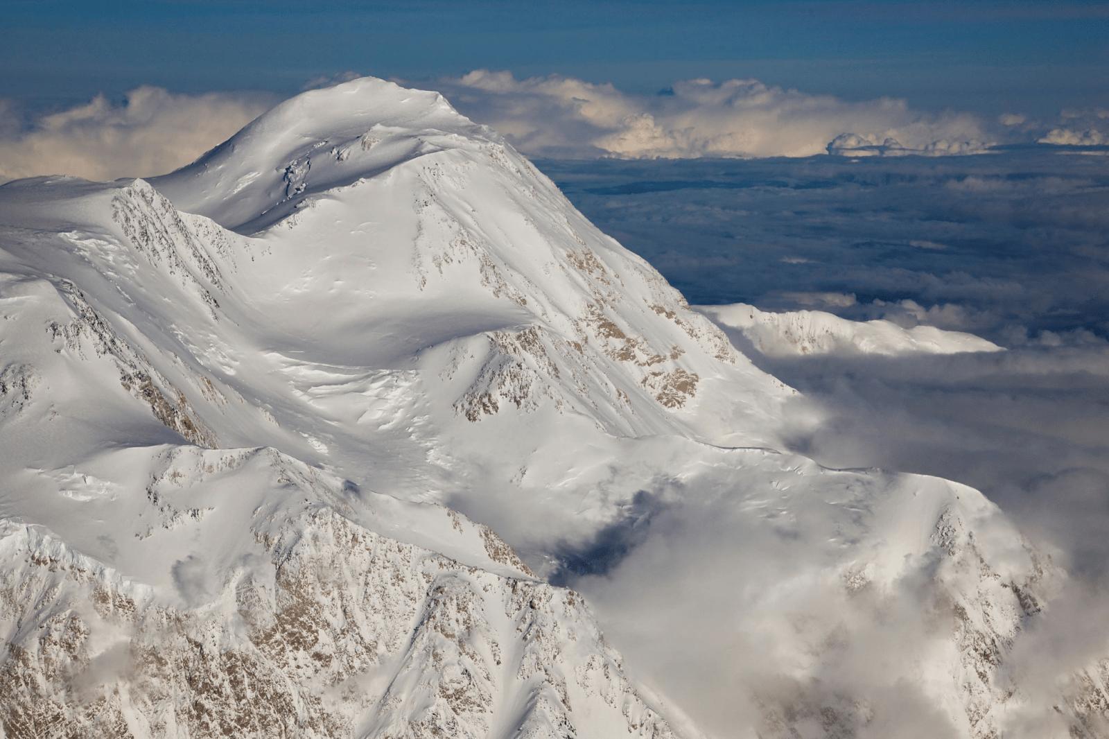 Denali Summit in Alaska